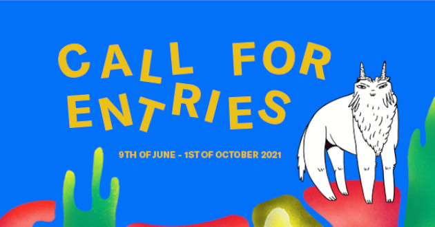 call for entries kaboom animation festival